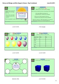 If you teach 1st or 2nd grade Reading Street and have a Smartboard - these are awesome!