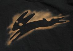 Watership Down Black Rabbit of Inle tshirt by SausageWorks on Etsy, $20.00