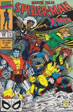 Todd McFarlane takes on the X-Men!