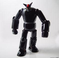 Black OX Robot.  It looks very bad... I like it!