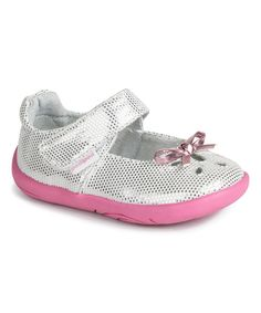 Look at this Marshmallow Olivia Mary Jane on #zulily today!