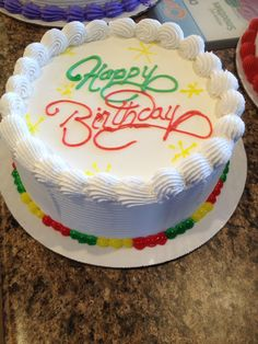 DQ Cakes Dairy Queen