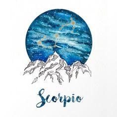 Scorpio cosmos