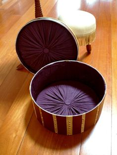 Pandora's hat box. DIY $5 on Etsy.