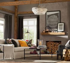 57 Best Pottery Barn Paint Collection Images In 2019