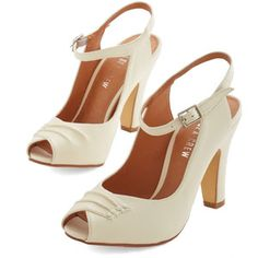 Chelsea Crew Vintage Inspired Say It With Sophistication Heel