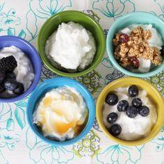 Homemade Yogurt Recipe - Epicurious & ZipList