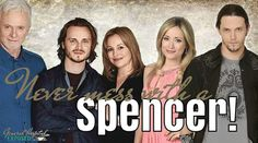 Luke, Lucky, Laura, Lulu and Ethan..Great pic of the Spencer clan..
