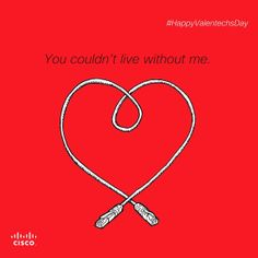 Happy Valentech's Day from Voyager Networks!