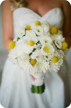 Spring Wedding Bouquet - Emily Steffen Photography