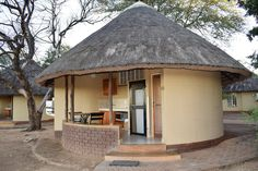 SATARA REST CAMP - Updated 2019 Prices & Campground Reviews (Kruger National Park, South Africa) - TripAdvisor Hut House, Tiny House Village, Village House Design, Village Houses, Round House Plans, My House Plans, Bamboo House Design, Tiny House Design, Container Hotel