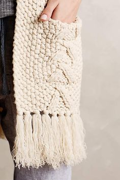 Portrero Fringed Vest - anthropologie.com
