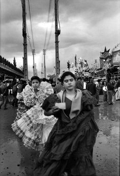 Feria de Sevilla 1991 © Gloria Rodriguez