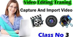 How To Capture And Import A video In AVS Video Editor In Urdu|Hindi Class 3