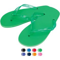 """Hit the boardwalk with the stylish Beachcomber sandal. Made with 14mm foam, a three layer sole with racing stripe and vinyl """"Zori style"""" straps; these sandals are comfortable and beach friendly whether you're on or off the sand. These sandals are available in both adult and youth sizes with a variety of color options. They're a great Ideal for beaches, boardwalks, summer wear, swimming pools and water parks. Imprinting options are available."""