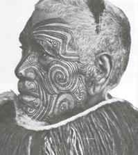 Maori Moko designs (Lohnes, B. 1981)