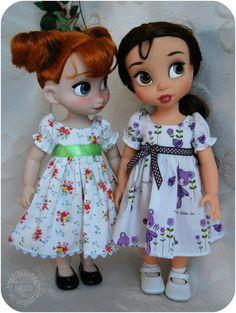 Anna et Belle - 1000 & 1 choses