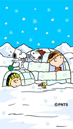 snoopyi feel like i should be able to make this soon enoughif all this snow continues to come