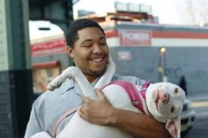 """Kim Wolf created """"Dogs of New York"""" to document the heartwarming bond between humans and their pups. #photography"""