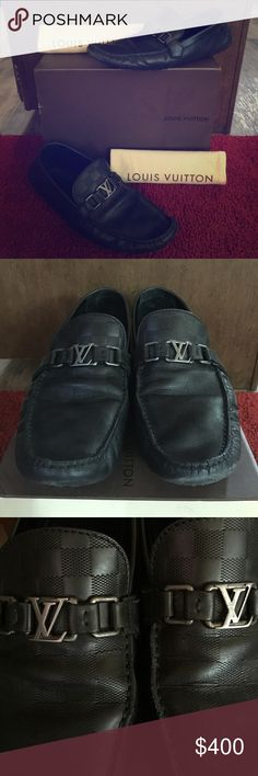 6e56c63f997 Louis Vuitton Hockenheim Moccasin Loafers Size 10 Hockenheim Moccasin Size  10 Purchased from the south coast