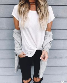 http://eslamoda.com/15-outfits-fresitas-con-una-simple-playera-blanca