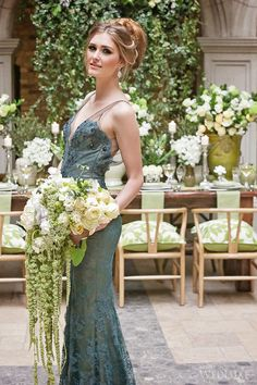 WedLuxe – Fresco Verde, Part 2 | Photography By: Melanie Rebane Photography Follow @WedLuxe for more wedding inspiration!