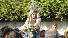 Senhora da Saúde  Peregrinação com milhares de devotos