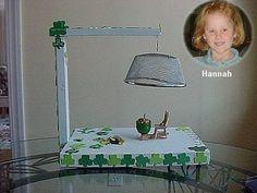Preschool Crafts for Kids*: St. Patrick's Day Leprechaun Trap Craft Idea