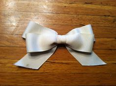 Not Your Little Sister's Hair Bow. | All Dressed Up and Nowhere To Go