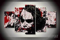 The Joker . #print #printable #beauty #art #teepeat