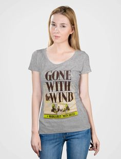 Gone with the Wind Scoopneck