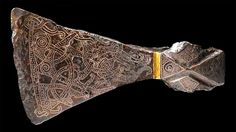 Топор викинга из Маммен_001