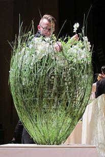 floral designer Stein are Hansen (Norway)