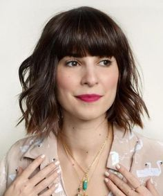 Full Fringe Bob Hairstyles 2018 for Women to Try Right Now