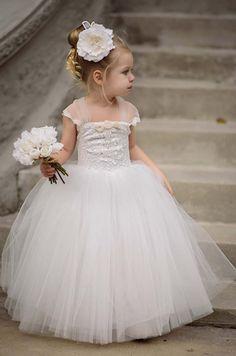 523455bd9a2f 16 Best flower girl dresses images | Flower girls, Bridesmaid Dress ...