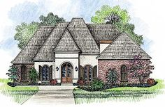 This is my new house plan!!!!                   Architectural Designs plan-56331SM