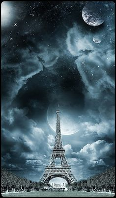 Another rendition of the Eifel Tower