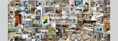 Desain Rumah Garis | konsultan desain arsitektur & interior indonesia Drawing House Plans, Modern Bungalow House, Bali, Photo Wall, House Design, Arch, Kitchens, Home Decor, Beauty