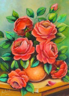 cuadros-decorativos-con-floes-al-oleo.JPG (741×1024)
