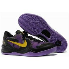 pretty nice 142bc 11f72 Cheap Zoom Kobe 8 Yellow Black Purple, cheap Nike Kobe VIII Mens, If you  want to look Cheap Zoom Kobe 8 Yellow Black Purple, you can view the Nike  Kobe VIII ...