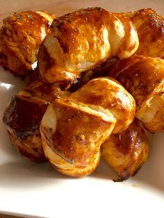 Mi Kitchenaid y yo: Mini croissants salados