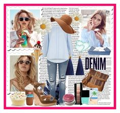 """""""Casual look"""" by annagiro ❤ liked on Polyvore featuring Leftbank Art, Wildfox, River Island, Alima, American West, Marc Jacobs, Michael Kors, Butter London, Casetify and casualoutfit"""