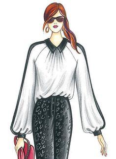 F5197 | Kwik Sew Patterns | Sewing Patterns