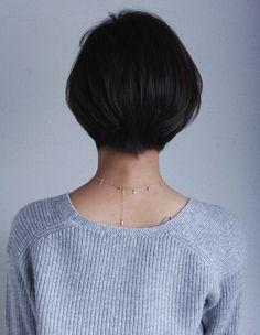 大人かわいいショート(NA-175) | ヘアカタログ・髪型・ヘアスタイル|AFLOAT(アフロート)表参道・銀座・名古屋の美容室・美容院