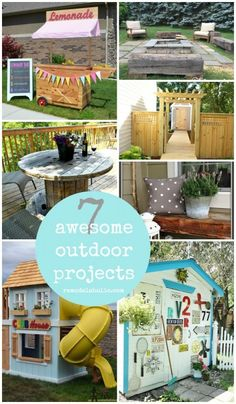 7 Awesome Outdoor Pr