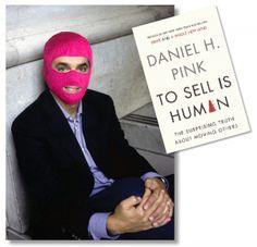 Daniel Pink et To Sell is Human en Français avec AllWeWish