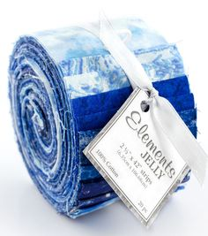 Elements Sky Jelly for Jelly Roll Quilt