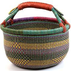 African Bolgatanga Market Basket