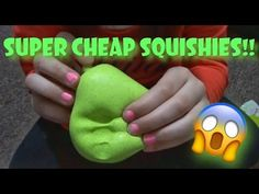 Squishy Dares Ideas : SUPER SLOW RISING CHEAP SQUISHIES!!!!! Items Review Pinterest Coupons