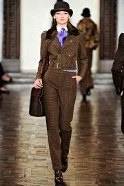 Ralph Lauren Fall 2012 RTW - Review - Fashion Week - Runway, Fashion Shows and Collections - Vogue